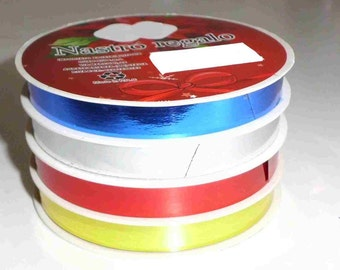 Gift Ribbon 4 colors in 1