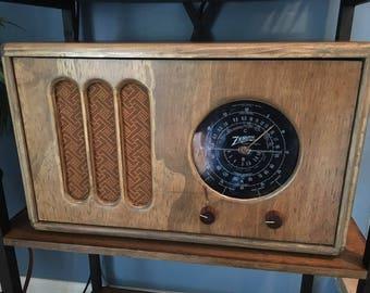Hidden Rotating Bar - Faux Radio