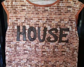 "A ""Brick House"" Women Sleeveless Top"