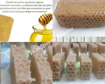 Honey SOAP. #honeysoap