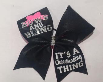 Bows And Bling-It's A Cheer Thing