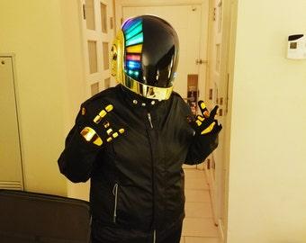 Guyman Daft Punk helmet