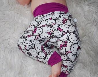 Baby Harem Pants {multiple sizes}