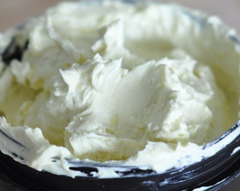 Emotional balance whipped body butter
