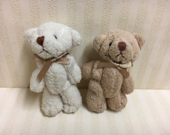 Dolls House Miniature 1:12 Teddy Bear x 1