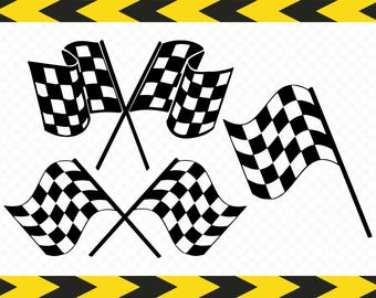 Racing clipart | Etsy