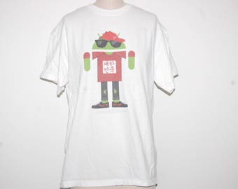 Official Android Phone China T Shirt