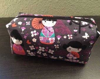 Kawaii Makeup Bag/Pencil Pouch