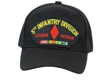 5th Infantry Division, Vietnam Veteran Cap