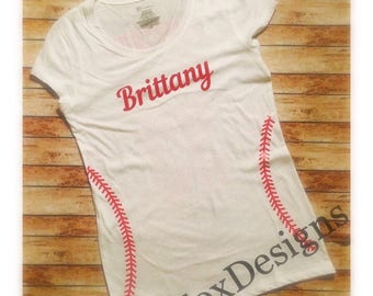 Women's Baseball tshirt