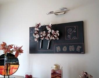 floral decoration table