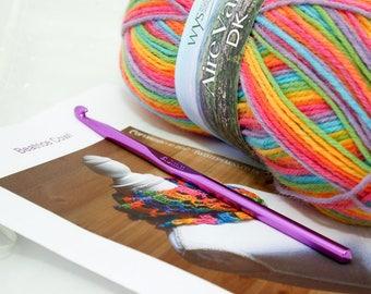 Beatrice Cowl Crochet Kit