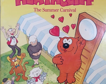 Heathcliff the Summer Carnival book.