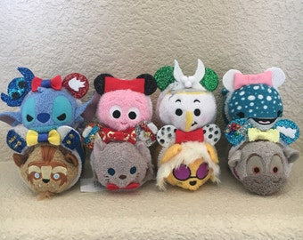 Disney inspired Tsum Tsum ears