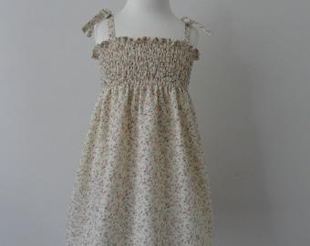 Little girl's summer dress Size 3
