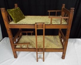 2 Vintage Doll Beds