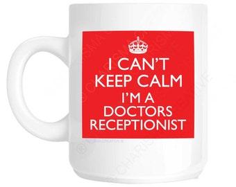 Doctors Receptionist Mug CH410