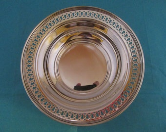 TIFFANY&CO sterling silver bowl