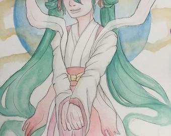 Hatsune Miku - Harvest Moon Series