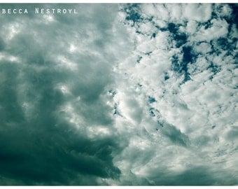 Cloud-Nature // Photography Fine Art Print // Color [010]