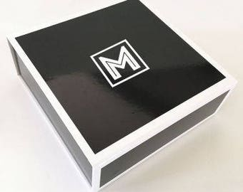Groomsmen Boxes I Grooms Box I Bridal Party Gifts I Personalized Boxes
