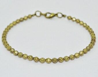 Ancient bronze bracelet-antique bronze bracelet