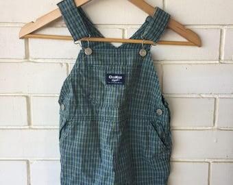 Mini overalls