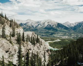 Banff National Park Photography Print