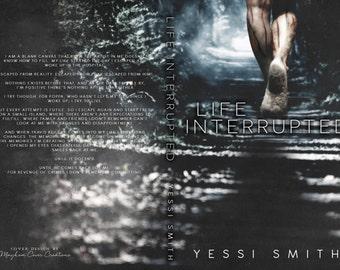 Signed paperback copy of Life Interrupted