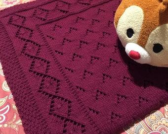 Kaylie Baby Blanket