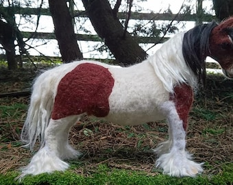 Needle Felted Horse (to order)