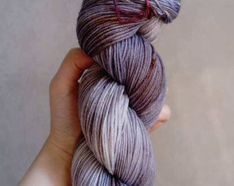 """100% Merino """"Old-fashioned"""" hand dyed wool"""