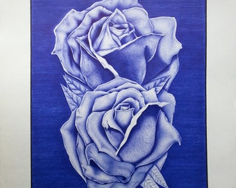 San Valentine roses