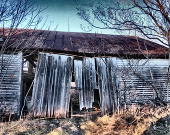Rustic Barn Photography, Abandoned Barn Photography, Weathered Barn Photography, Barn Photography, Rustic Barn Print, Barn Art, Wall Art