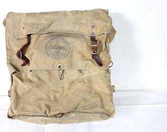 Vintage Boy Scout Sack