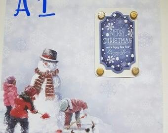 Handmade Cards - Christmas