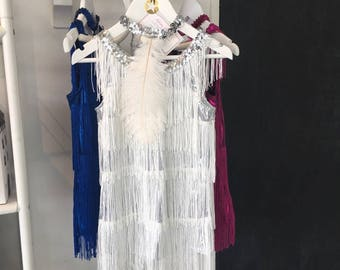 Girls Gatsby dress