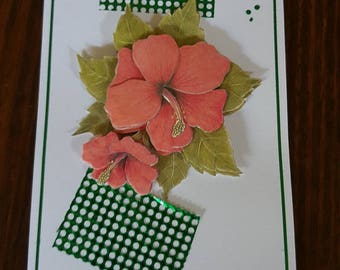 Hand Made cards for all occasions, special individual gifts for her