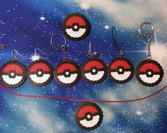 Pokeball Assorted Accesories