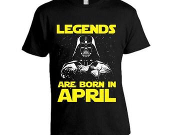 April Birthday Shirt,April Shirts,April Birthday TShirt