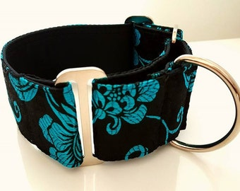 Martingale collar Brocade