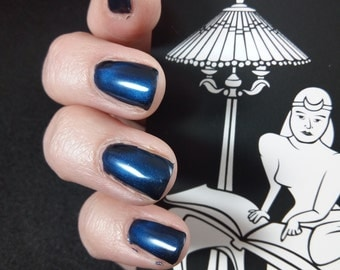 LAPIS magnetic metallic nail polish CABOCHON collection