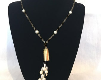 Pearl 40Cal Necklace
