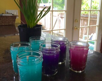 Handmade Aromatherapy Candles