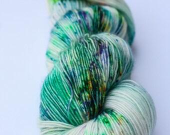 Wildflowers - Hand Dyed Yarn