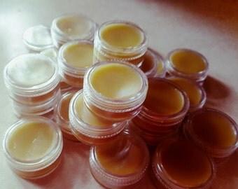Bergamot Mint Lip Balm