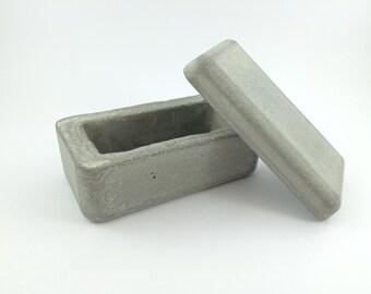 Contemporary Concrete Jeweler