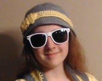 Cloche Hat