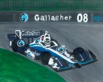 AJG Racing Car