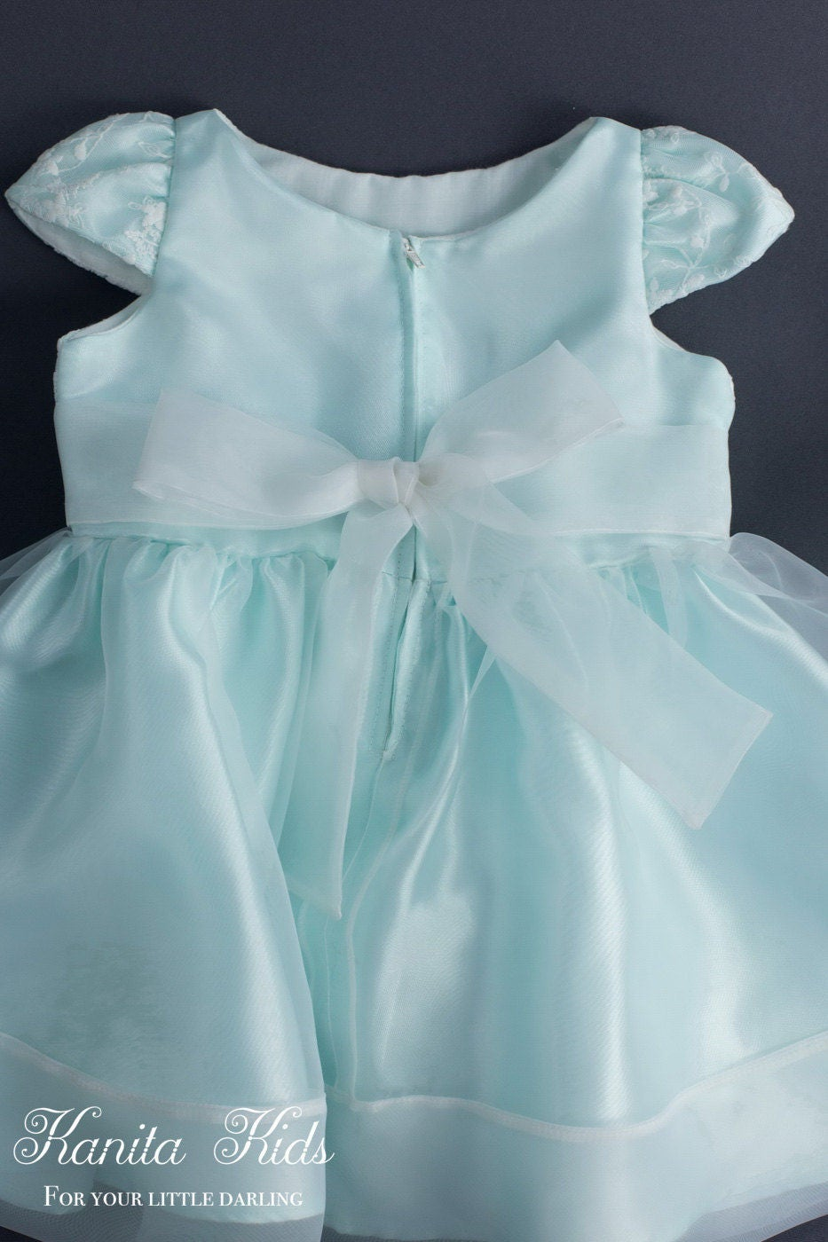 Mint junior bridesmaid dress girls easter dress flower girls mint junior bridesmaid dress girls easter dress flower girls dress girls party dress ombrellifo Choice Image